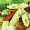 Pastasalat med Grønt