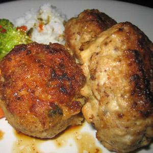 Kylling Frikadeller